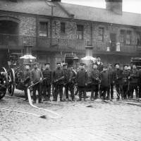 Bootle Fire Brigade and Engines