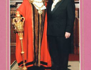 2006-2007, Councillor Eunice Smethurst, Mayor of Wigan Borough