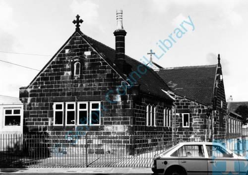 English Martyrs R. C. Primary School, School Lane, Litherland, 1980s