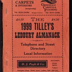 Tilley's Ledbury Almanack 1999