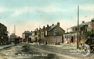Swan Inn, London Road