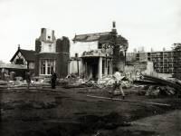 Demolition of Goyton House, Wimbledon