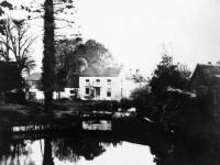 Wandle Cottage and Raleigh's Mill, Mitcham