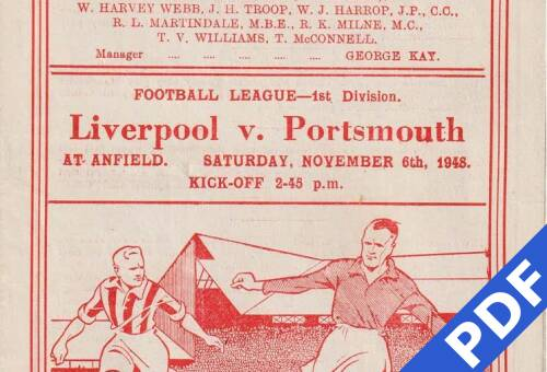 19481105 Liverpool Away