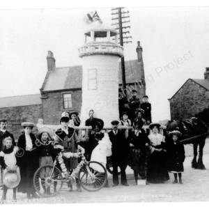 Hospital Parade 1907 bottom Church St