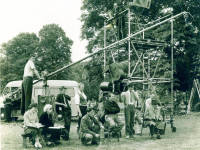 Merton Park Studios, Kingston Road: Filming on location