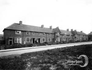 Muchelney Road, St. Helier Estate, Morden