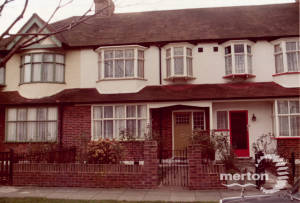Beaford Grove, Merton Park: No.42