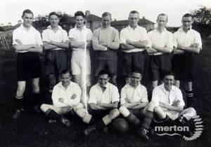 Wimbledon Football Team