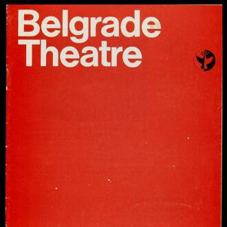 Belgrade Theatre, Coventry, April 1967