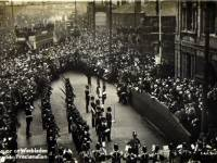 Proclamation of the accession of George V, Wimbledon Town Hall
