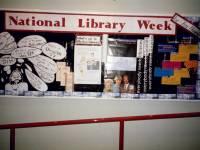 National Library Week, Wimbledon Library