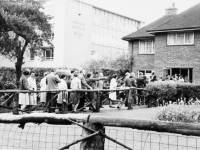 Morden Road, Mitcham: Merton Civic Society at the Chalet