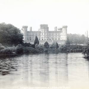 Eastnor Castle Exterior
