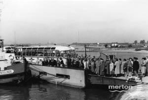 Mitcham visitors to Hengelo