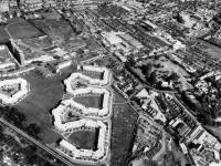 Locomotors Estate, Mitcham:  Aerial View