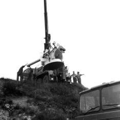 Gun Enplacement at Trow Rocks