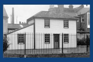 Surrey Iron Railway manager's house