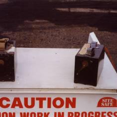 Demolition of Monkton Cokeworks Detonator