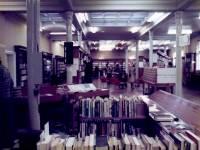Wimbledon Mobile Library Interior