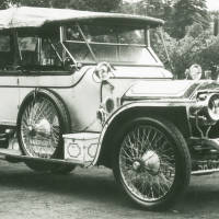 Open Tourer: Napier