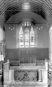 St. Mary's Church, Wimbledon: The High Altar