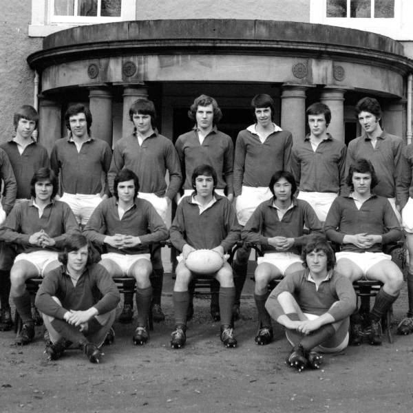 Rugby 1975 1st XV