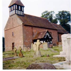 St Michael & All Angels Church, Castle Frome, 1982