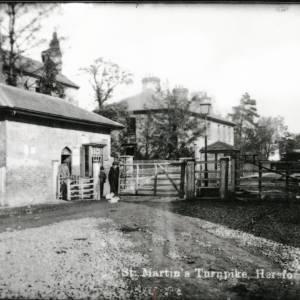 St Martins Turnpike, Hereford