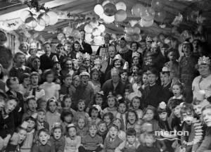 British Legion Children's Party at St Marks Road