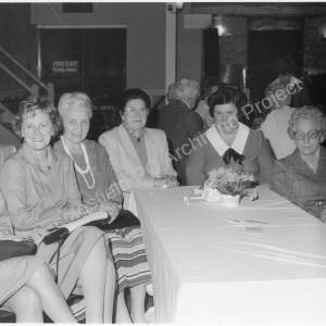 Chapeltown and Ecclesfield Townswomen's Guild 1980s