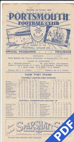 19491001 Wolves Home