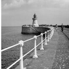 Pier At South Shields