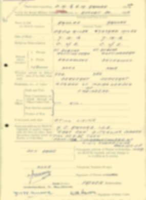 RMC Form 18A Personal Detail Sheets Aug 1935 Intake - page 4