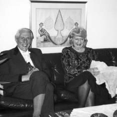 Avro and Anne Manhattan