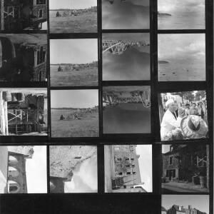 212-001 - Contact prints