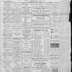 Hereford Journal - 19th January 1918
