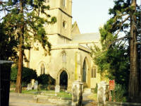 St Peter and St Paul's, Parish Church, Mitcham