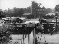 Mitcham Fair: The showground on Upper Green, Mitcham