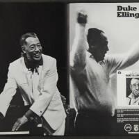 Duke Ellington Orchestra British Tour – November 1973 004