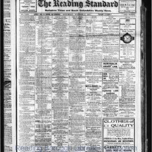 Reading Standard Etc 10-1917