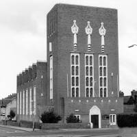 St Monica's R.C. Church Bootle 1987