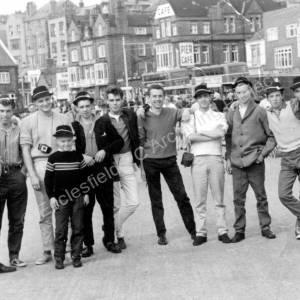 Grenoside lads visit to Scarborough c1958