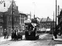 London United tram, Wimbledon