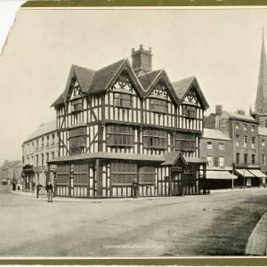 Li14245 Herefordshire - Hereford - The Old House, High Town.jpg