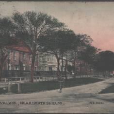Westoe Village, Near South Shields
