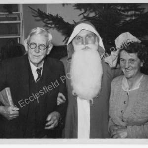 Grenoside Pensioners Christmas Party c 1956-7