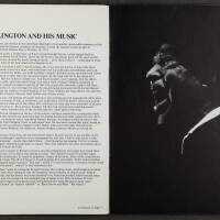 Duke Ellington Orchestra British Tour – November 1973 002