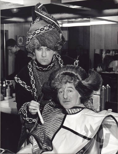 Photograph - Aladdin 1992 - Dave Anderson and Derek Lord