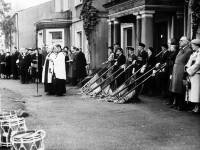 Remembrance Day Service at Morden Hall